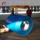 A cor de PVDF revestiu a bobina de aço de alumínio
