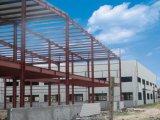 Belle apparence Structure en acier préfabriqués atelier