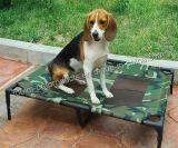 Het hoogste Verkopende Bed van het Huisdier van de Hond van de Camouflage Wieg Opgeheven