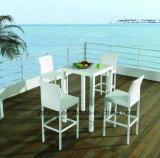 La presidenza della barra del randello del caffè del patio di prezzi poco costosi superiori & la barra esterne hanno impostato con la Tabella di Chair& (YTA131&YTD249)