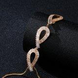 تصميم جديدة اصطناعيّة [فشيون كّسّوري] تقليد مجوهرات [جولّري] زركون حجر كريم سوار