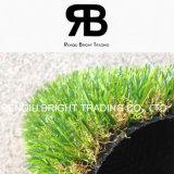 Erba artificiale della migliore decorazione di qualità/erba sintetica/tappeto erboso artificiale