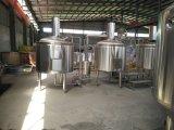 малое оборудование фабрики пива 200L делая машину