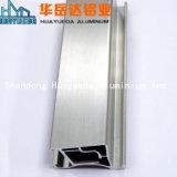 Perfil de aluminio de extrusión de ferrocarril para puerta corredera / aluminio / baranda de la ventana deslizante