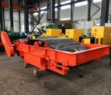 Courroie convoyeur magnétique Auto-Discharge séparateur pour l'équipement minier