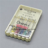 Архив 21mm Hedstroem канала корня Dentsply Endo 045-80 Sst