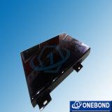 Алюминиевый корпус черного цвета Onebond шторки
