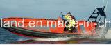 Aqualand Guardabarros Sponson de tubo de espuma sólida para barcos de costilla/EVA/tubo de espuma sólida Non-Air llena el tubo (RIB800B)
