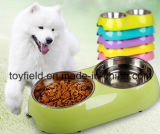 Pet Supply Dog Product Ceramic Food Water Dog Bowl