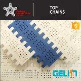 colmo plástico de la serie 900y-004 - temperatura - tipo perforado banda transportadora del vacío del silicón resistente