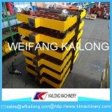 Высокое качество литья контейнерах с вилами для поддонов Car серого чугуна