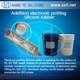 LED da placa de circuito de Encapsulamento de borracha de Silicone Transparente RTV encapsular2