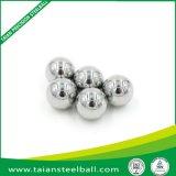 Orifício Perfurado barato magnético as esferas de aço de carbono