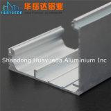 Profilé en u en aluminium de profil de porte de douche de Frameless