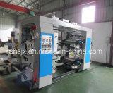 1meter 4カラーフレキソ印刷の印刷紙ロール機械