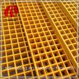 Venta caliente---FRP/rejilla de fibra de vidrio con una buena hora de entrega