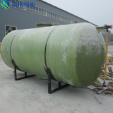 El tanque de agua reforzado con vidrio del plástico GRP para el almacenaje