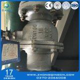 Macchina residua di pirolisi del pneumatico Zq-8 con l'alta qualità