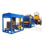 Qt4-15 entièrement automatique le béton de ciment hydraulique et de paver la brique creuse Fabrication du bloc de la machine avec un bon prix