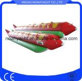 Китай выступил на заводе 10 12 14 16 пассажиров надувные лодки бананов из ПВХ для продажи