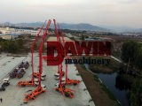 2017 de Nieuwe 4X2 21m Vrachtwagen van de Concrete Pomp Dongfeng voor de Bouw van het Dorp