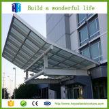 Disegno di costruzione della tettoia della struttura d'acciaio del centro commerciale della struttura del metallo
