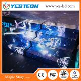 Mg P3.9, 4,8, 5,9 en forme de l'écran à affichage LED