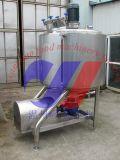 Tipo sanitario el tanque de emulsión del cuadrado del acero inoxidable para la leche