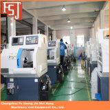 Syntec 통제 시스템 수평한 CNC 도는 기계