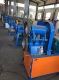 폐기물 타이어 구획 절단기 또는 고무 타이어 분쇄기 기계