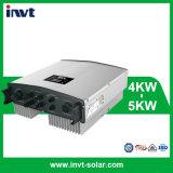 Inversor solar amarrado grade da fase monofásica da série 4-5kw do magnésio de Invt Imars