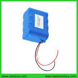 6.4V 20AH32650 IFR 2s4p Pack de Batterie LiFePO4 pour les installations industrielles