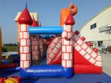 Château plein d'entrain de nouveau de la conception 2016 thème gonflable d'ours pour des enfants