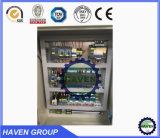 Machine de plaque des rouleaux W12S-8X2000 4 de dépliement en acier et de roulement