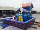 Sale를 위한 2016 새로운 Design Inflatable Farm Bouncy House