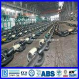 Оффшорное изготовление фабрики цепи зачаливания с сертификатом типа