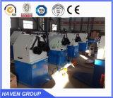 Máquina de dobra redonda da seção da máquina de dobra, máquina de dobra do perfil