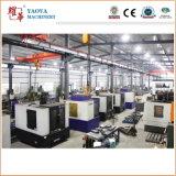 Handzuführungsschlag, der Plastikmaschinerie für Herstellungs-Plastikprodukte formt