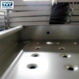 planches d'échafaudage/passerelle en acier galvanisées par 210mm en métal