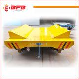 Wagen van de Overdracht van de materiële Behandeling de Gemotoriseerde met Apparaat VFD op Sporen
