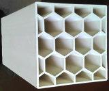 Densa cerámica alveolar de cordierita para el calentador