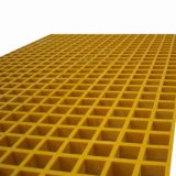 Grincement de plancher GRP Caillebotis en PRF