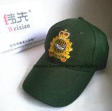 Soem-Form-Sport-Qualität gestickte Schutzkappe