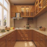 Meubles en bois de profil en aluminium profilé en aluminium Cabinet