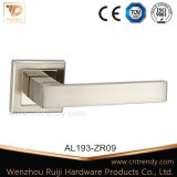 Handvat van de Deur van het Handvat van het Aluminium van de buis het Binnenlandse Houten