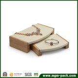 Стойка индикации ювелирных изделий хранения высокого качества деревянная