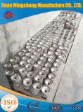 Testa servita ellittica d'acciaio redditizia dalla Cina