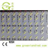 Hoher heller 3 Stab-Streifen der Jahr-Garantie-SMD 12V 24V 7020 des Aluminium-LED