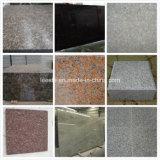 フロアーリング/壁のための自然な磨かれた花こう岩の大理石の石の床タイル