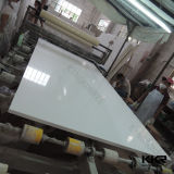 Countertops van Kkr Grote Plak 30mm Steen van het Kwarts van het Sterrelicht de Witte
